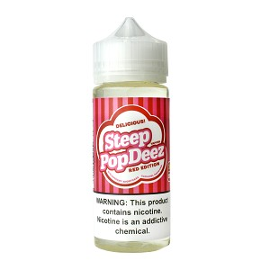 Strawberry Shortcake Pop Deez 120ml