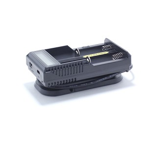 Nitecore UM20 Dual Bay Battery Charger